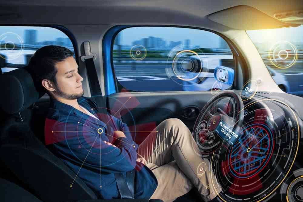 Intelligence artificielle : bientôt, votre voiture vous aura constamment à l'œil