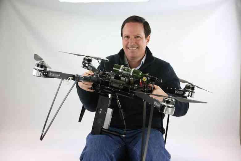Un ancien ingénieur à la Nasa veut planter 32 milliards d'arbres d'ici à 2050 avec des Drones