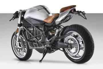 E-Racer Edge : la version relookée de la moto électrique SR/F de Zero Motorcycles