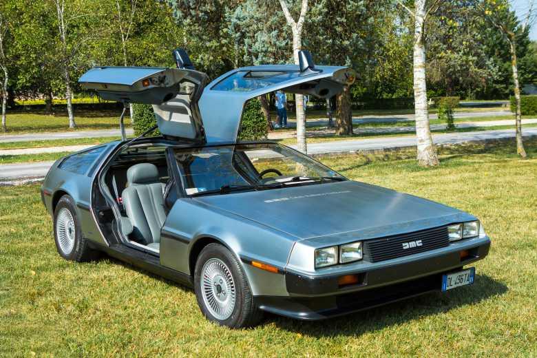 DeLorean : la voiture du film « Retour vers le Futur » revient bientôt sur le marché