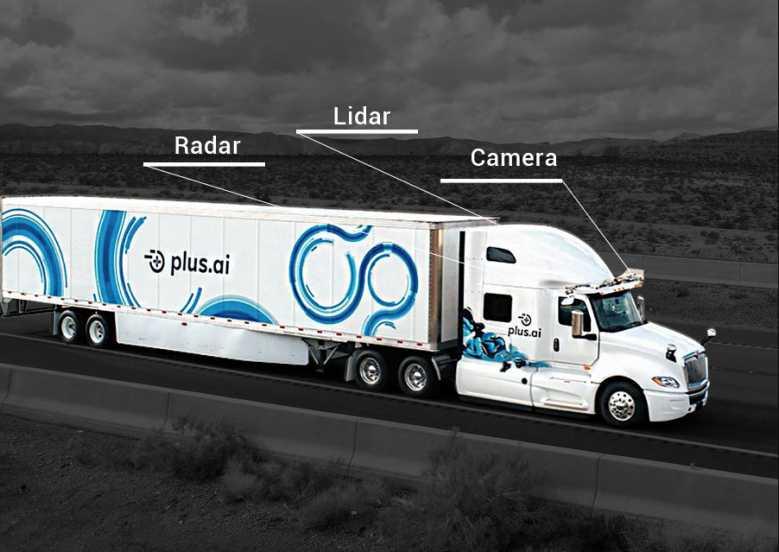 Un camion a roulé 4500km sans chauffeur aux Etats-Unis