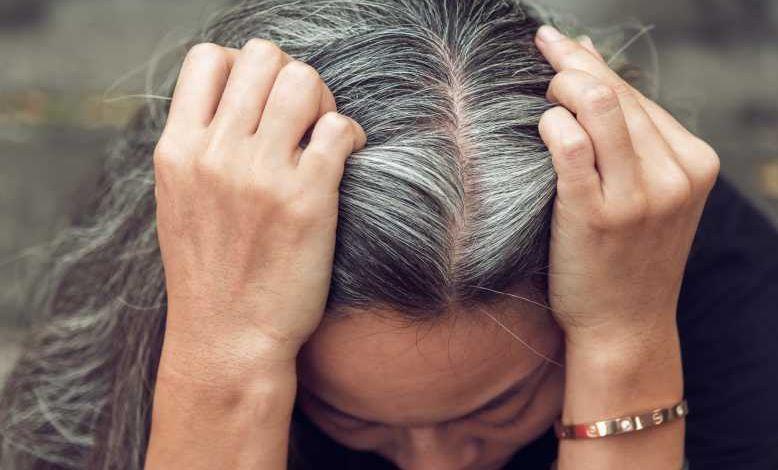 Stress et cheveux blancs : des scientifique découvrent le lien et pensent pouvoir enrayer le processus...