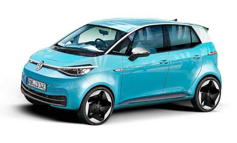 Volkswagen ID.1 : bientôt une micro-citadine électrique et petit prix pour Volkswagen ?