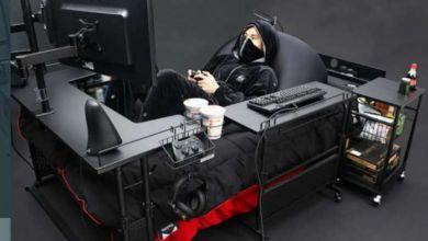 Gaming bed, le lit spécialement pensé pour les gamers chevronnés