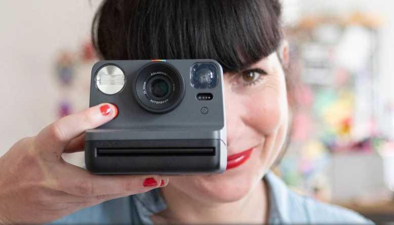 Polaroid Now : un nouvel appareil photo instantanée avec un autofocus