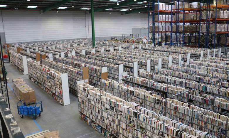 Livres d'occasion : Découvrez Recyclivre, une bibliothèque géante en ligne... Et solidaire !