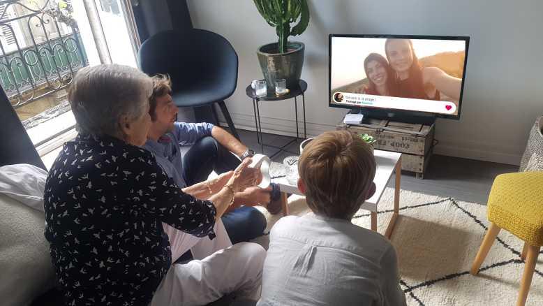 """Sunday Box : un service de """"streaming"""" privé pour partager des photos et vidéos avec ses proches"""