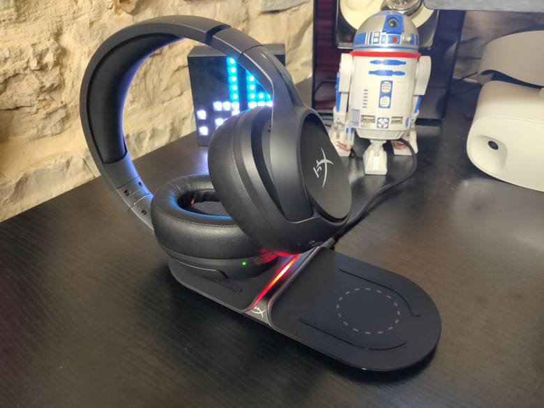 support casque gaming hyperx