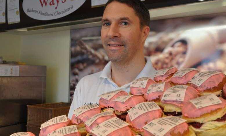 Un boulanger français décide de contourner une nouvelle loi en imprimant des tickets de caisse comestibles !