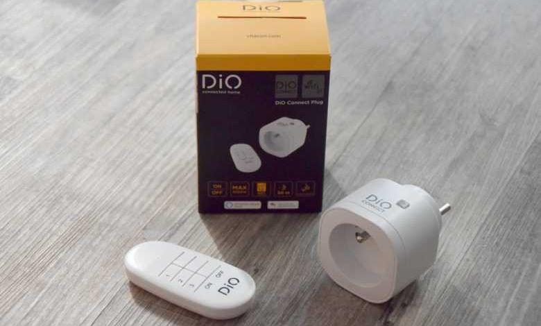 Test de la prise connectée Dio Connect Plug