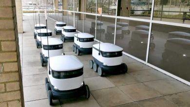 Starship : des robots autonomes de livraison débarquent dans plusieurs villes américaines