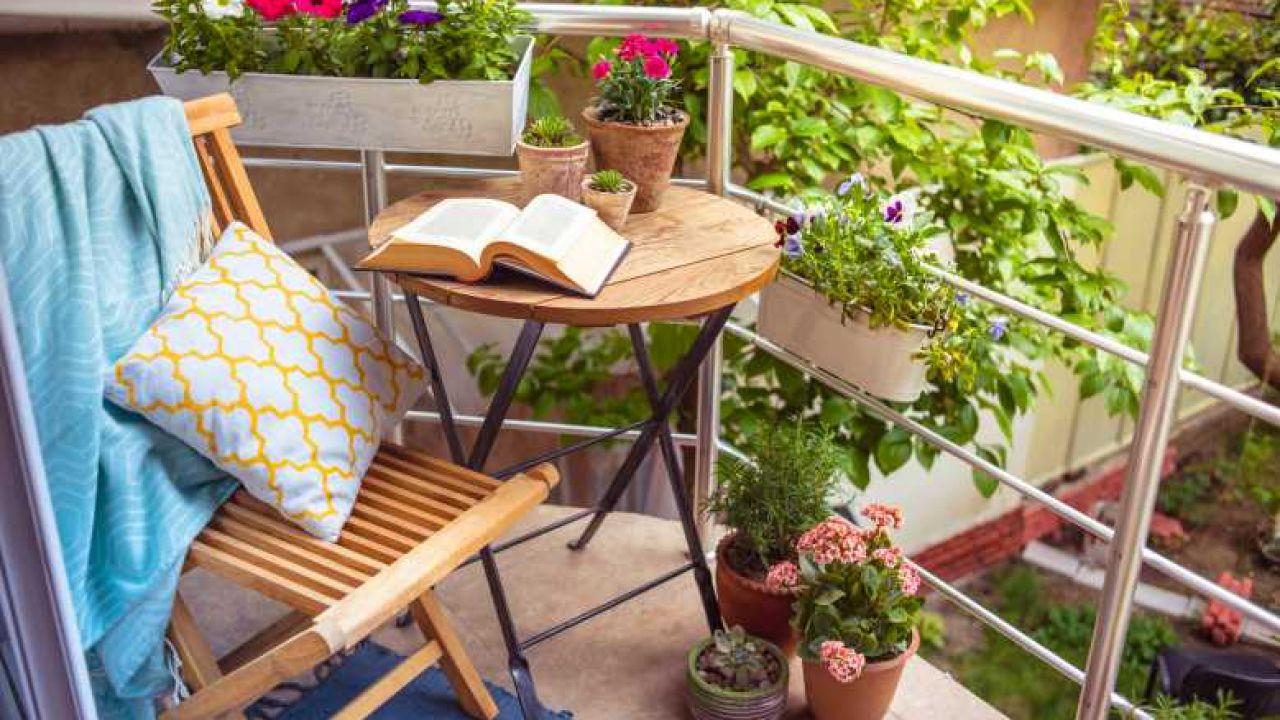 Confinement : quelques idées pour investir votre balcon tout au ...