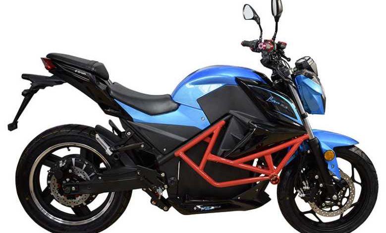 Découvrez l'espagnole Bravo GLE, une moto électrique à moins de 5000€