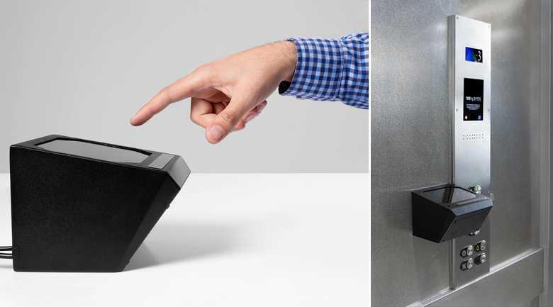 Marc Zerad nous présente le Holo-MZ, l'hologramme qui signe la fin des boutons physiques dans les ascenseurs