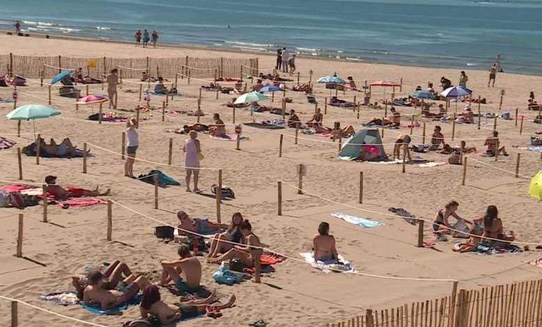 """Avez-vous eu l'occasion de tester les """"plages statiques"""" de la Grande Motte ?"""