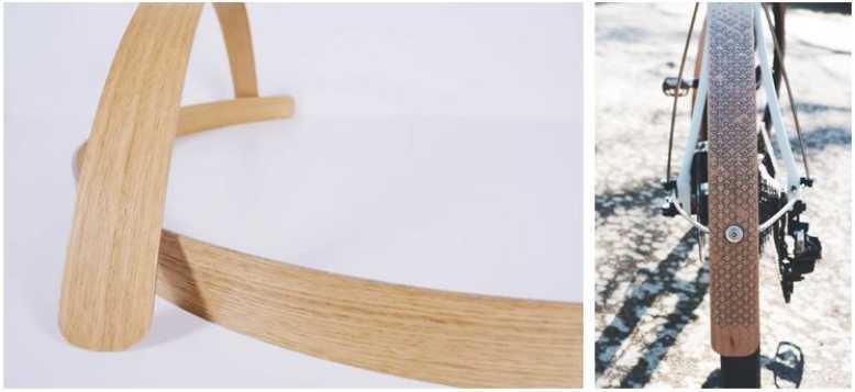 Tipled, cette jeune entreprise toulousaine fabrique des accessoires de vélo... en bois !