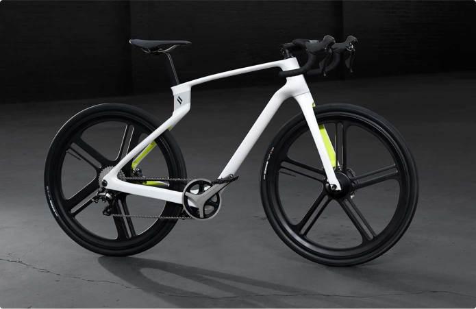 Imprimé en 3D, le cadre du vélo électrique Superstrata Ion ne pèse que 1,3 kg !