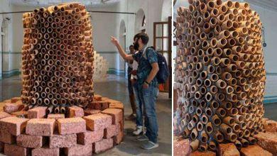 Photo de Canicule : un architecte indien invente une climatisation économique, écologique… et artistique !