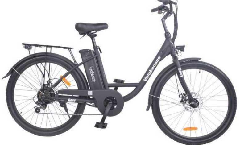 Bon plan : le vélo électrique Vélobécane est à 599,99€ (au lieu de 1199€)