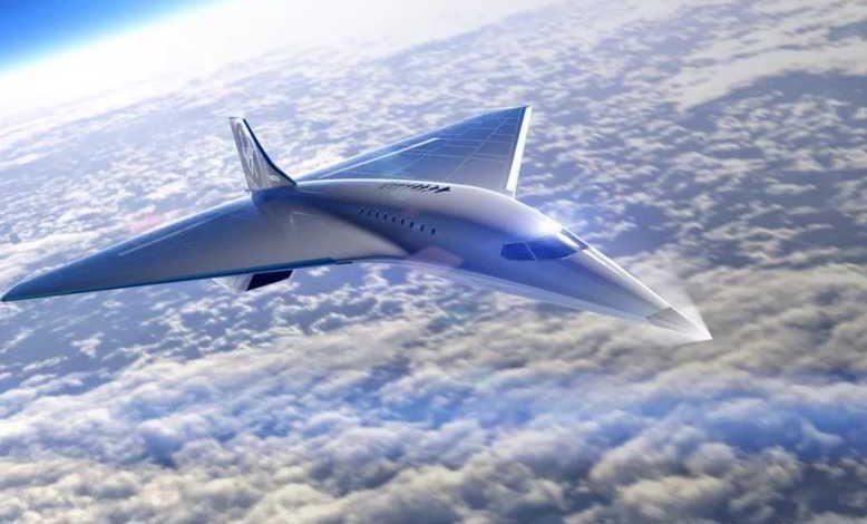 Virgin Galactic : Un projet d'avion supersonique se déplaçant à MACH 3 annoncé pour le tourisme spatial