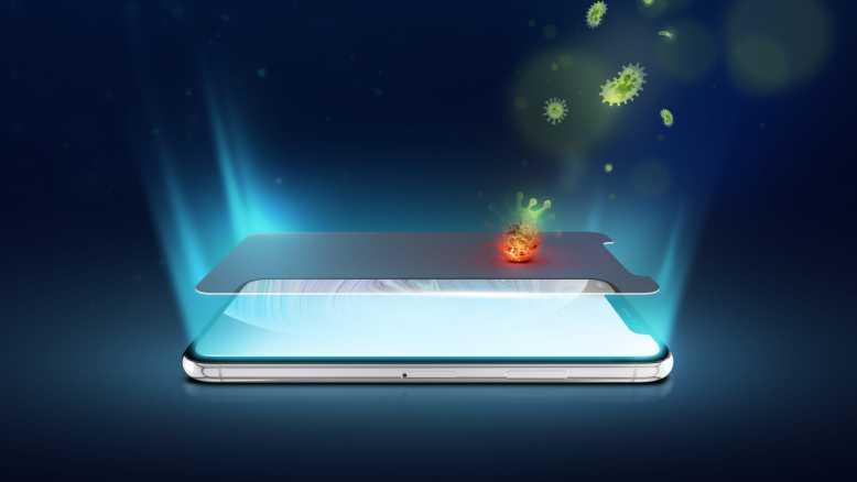 La nouvelle protection d'écran d'InvisibleShield est capable de neutraliser la Covid-19