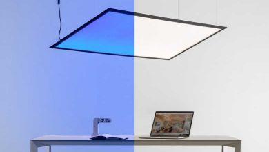 Cette entreprise veut transformer nos appareils d'éclairages en désinfecteur de surface