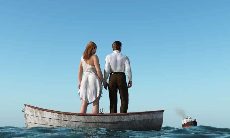 En Italie, un couple s'est perdu en mer en voulant prouver que la Terre est plate