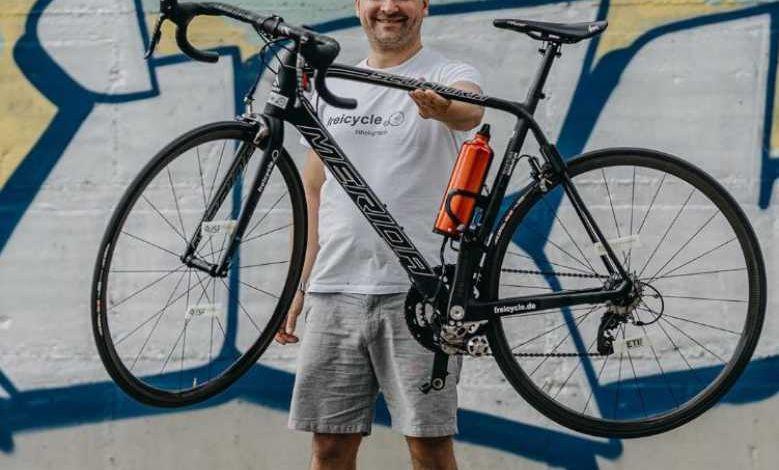Avec ces 6,8 kg, le Freicycle est le vélo électrique le plus léger du monde !