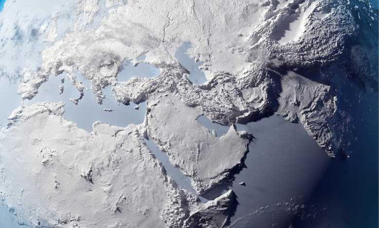 Des scientifiques ont calculé la température moyenne de la période glaciaire sur Terre (spoiler : Il faisait très froid)