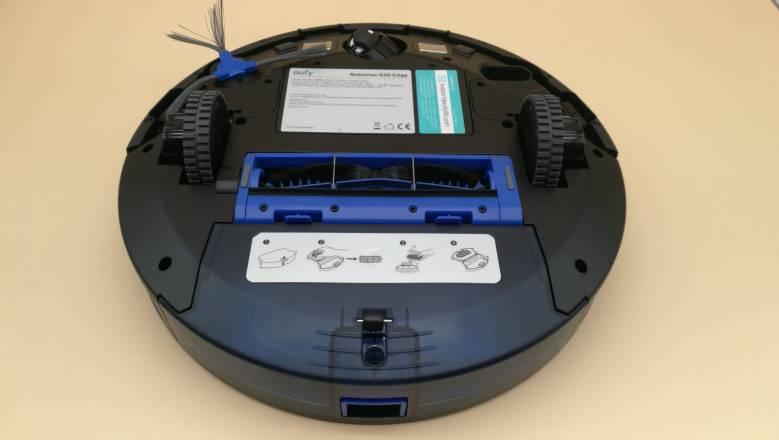 Test du Robovac G30 Edge, le robot aspirateur sans-fil d'Eufy avec capteur à infrarouge et système Spot Cleaning