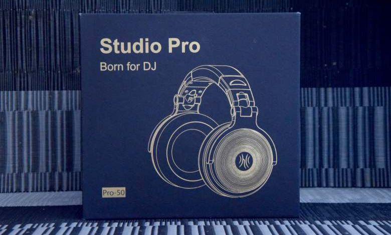 Test : nous avons testé le casque OneOdio DJ Pro 50