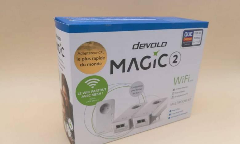 Devolo Magic 2 WiFi next : le meilleur de la technologie CPL pour connecter toute votre maisonnée ?