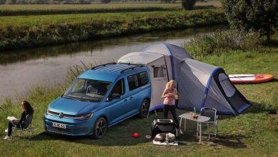 Photo de Volkswagen transforme son Caddy California 2020 en Camping-Car