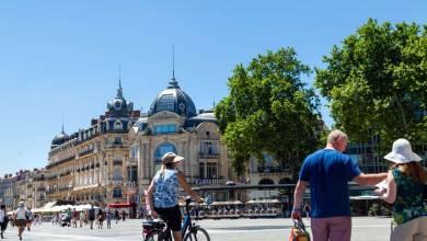Photo de Montpellier : une aide allant jusqu'à 1150€ pour l'achat d'un vélo électrique