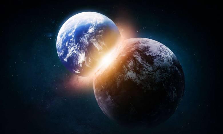 Un supercalculateur pourrait nous révéler ce qui se passe lorsque deux planètes entrent en collision