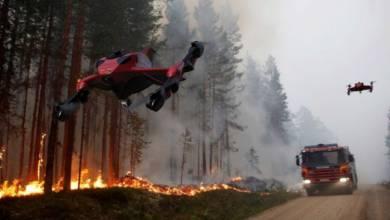 Photo de Sonin Hybrid : un drone de secours volant à 225 km/h pour venir en aide aux pompiers lors de catastrophes !