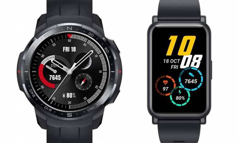 HONOR Watch GS Pro et HONOR Watch ES : deux montres connectée à petit prix