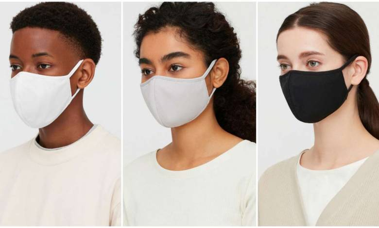 Les masques Uniqlo AIRism enfin disponibles en France !