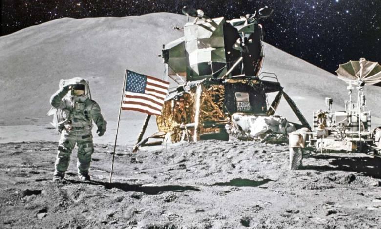 Grâce à l'IA, les vidéos des missions Apollo se refont une petite beauté