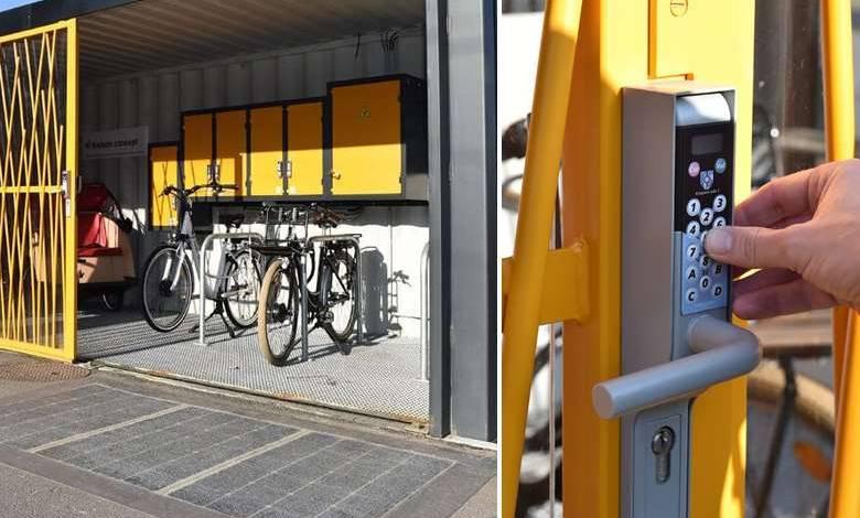 Mobilypod : des abris pour vélos électriques innovants, écologiques et solidaires à Rezé (44)