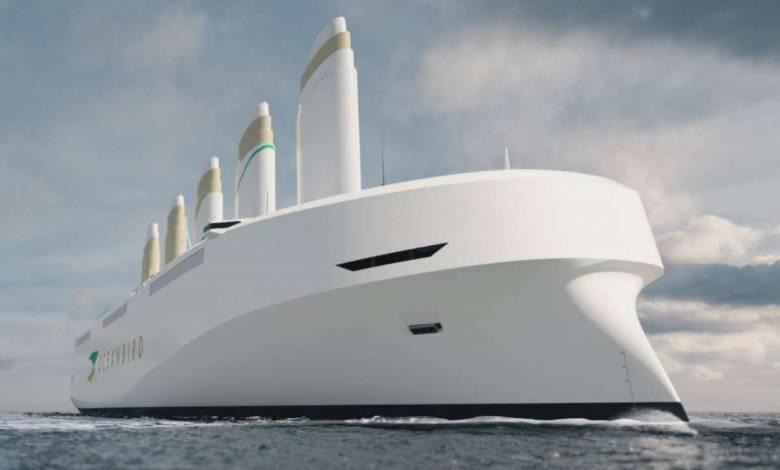 Oceanbird : le premier cargo fonctionnant à l'énergie éolienne prévu pour 2024