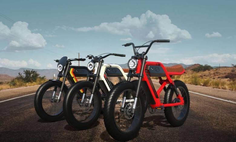 Sondors officialise les MadMods, des cyclomoteurs électriques avec un air de Super73