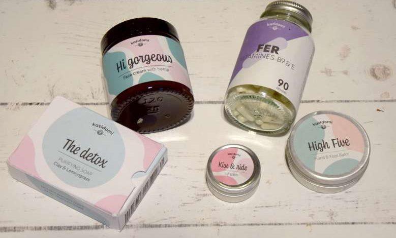 Beauté : découvrez Kazidomi un nouveau concept qui vous assure des produits bios de haute qualité !