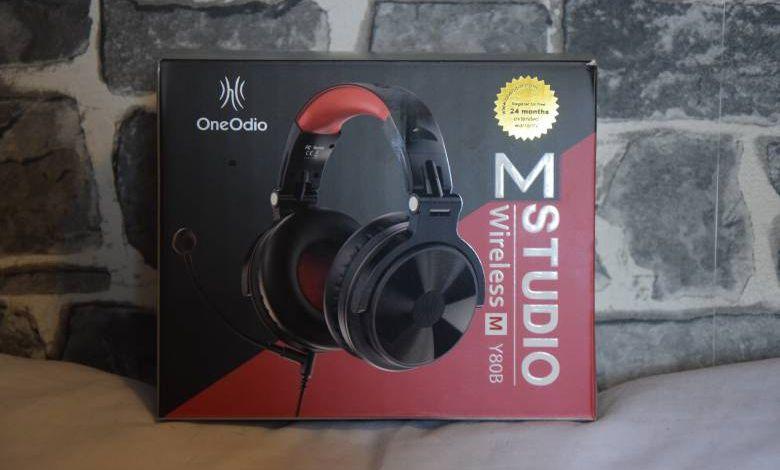 Test du casque Pro M Gamer OneOdio