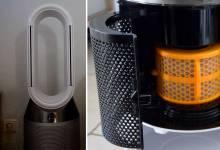 Photo de Nous avons testés le Dyson Pure Humidy + Cool, un appareil 3 en 1 qui assainit l'air de votre intérieur