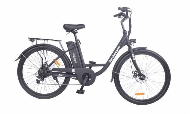 Cdiscount : le Vélobécane Easy vendu à moitié prix soit 649€ (sans les aide de l'état)