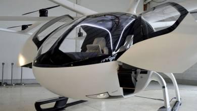 Le déploiement d'un service de Taxi volant pour les Jeux olympiques d'été de 2024 ?