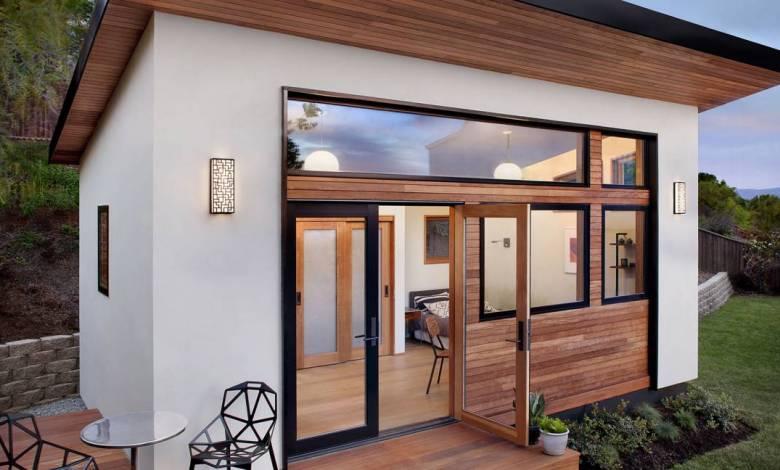 Avava Dwellings : cette maisonette en kit (et autonome) se monte en six semaines seulement !
