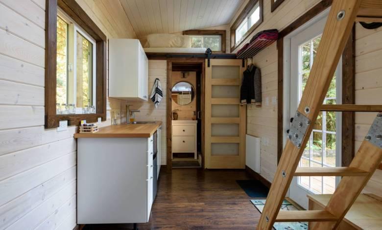 Comment agrandir son espace de vie quand on habite dans une Tiny House ou un petit studio ?
