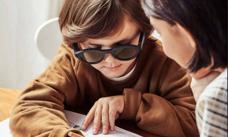 Lexilens : des lunettes innovantes destinées aux enfants dyslexiques